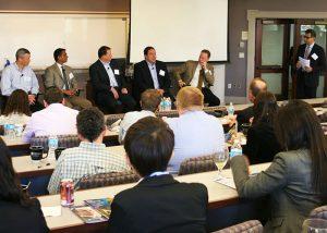 Panel at Weatherhead School of Management