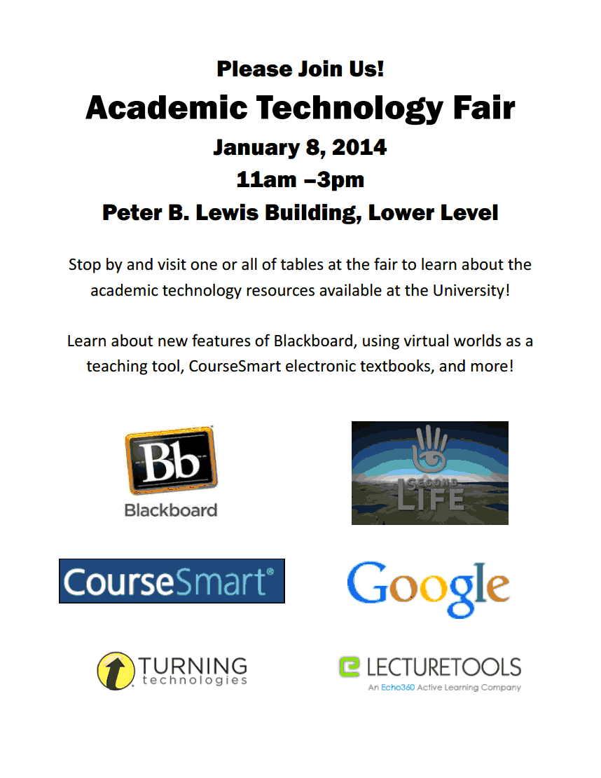 academic technology fair