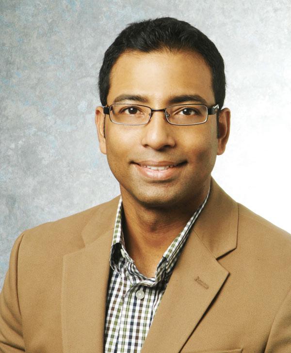 headshot of Anirban Sen Gupta CWRU
