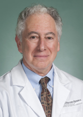 Aaron Weinberg, chair and professor in the Department of Biological Sciences in the School of Dental Medicine and professor of otolaryngology and pathology in the School of Medicine,