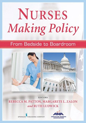 Nurses Making Policy book cover