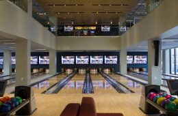 Photo of Corner Alley bowling lanes