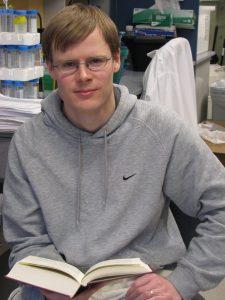 headshot of Philip D. Kiser