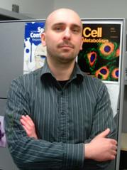 Headshot of Marcin Golczak