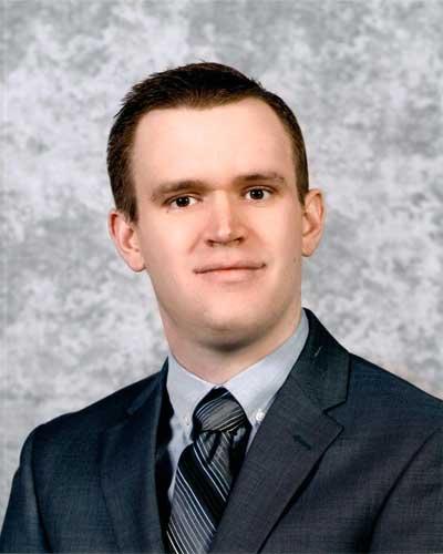 headshot of CWRU student Donald Harris