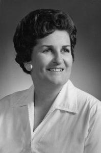 Portrait of Patricia B. Kilpatrick