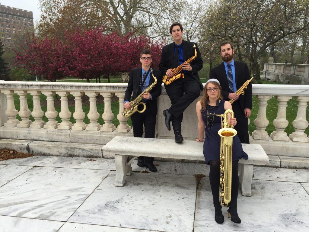 Ingeniare Quartet group photo