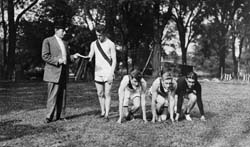 Photo from 1910 Hudson relay.