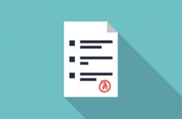 graded paper icon