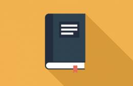 closed book icon