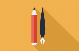 pen and pencil icon