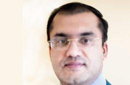 Headshot of Parameswaran Ramakrishnan