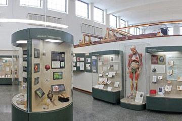 Dittrick Museum lobby