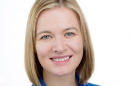 headshot of CWRU nursing faculty Allison Webel
