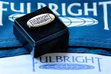 Fulbright banner