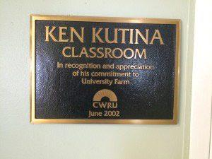 Ken Kutina classroom