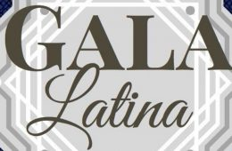Gala Latina graphic