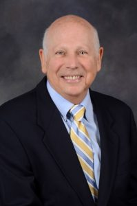 headshot of CWRU emeritus professor Barry Miller