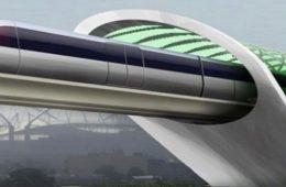 hyperloop rendering