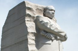 Photo of the Martin Luther King Jr. Memorial