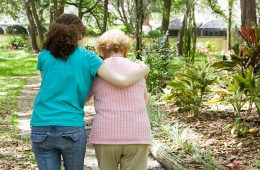 Family member caring for relative with bipolar disorder