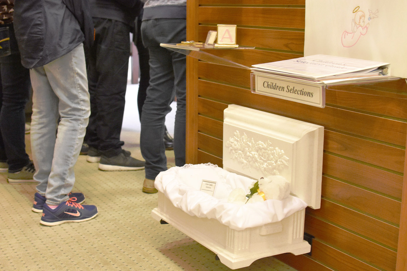 children's casket for sale