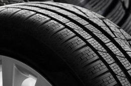 Photo of automotive tires