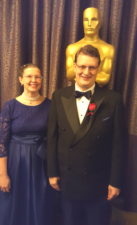 Geoff and Kathy Wedig