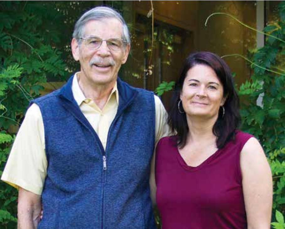 Laura and Terry Hokenstad
