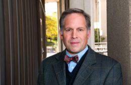 CWRU sociology professor Brian Gran