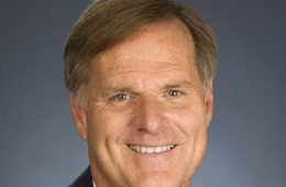 headshot of CWRU Provost Bud Baeslack