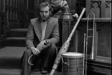 Ross Duffin and Beverly Simmons