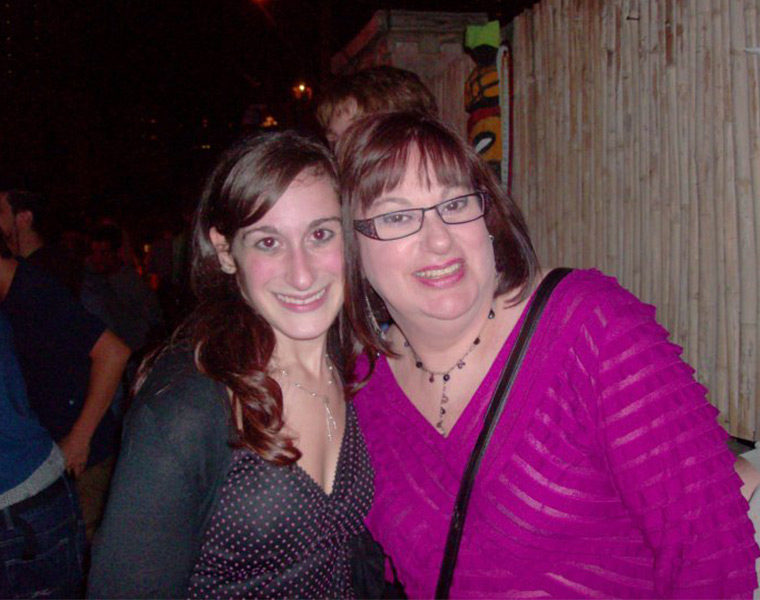 Photo of Melissa Koppel and Sheryl Hirsh
