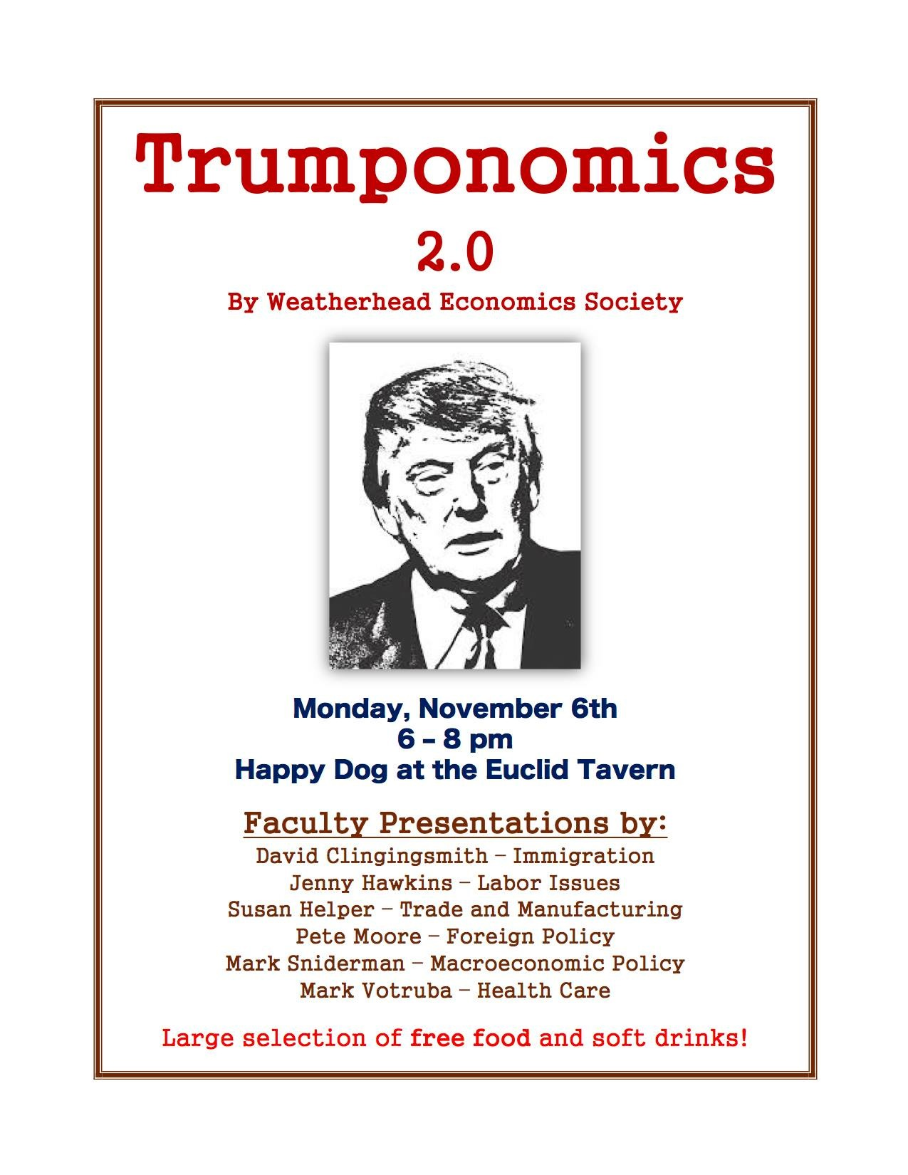 "Trumponomics 2 0"" The Daily"