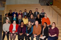train the champion program participants