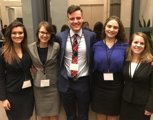 CWRU law students