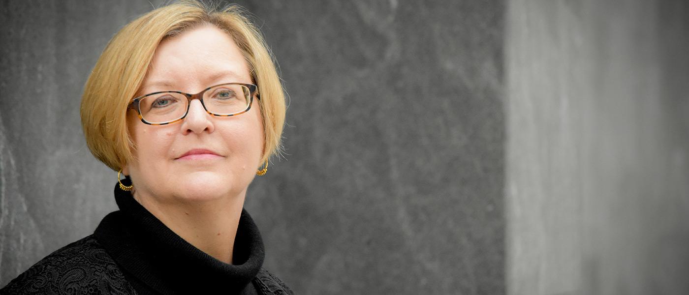Photo of Elizabeth Bolman