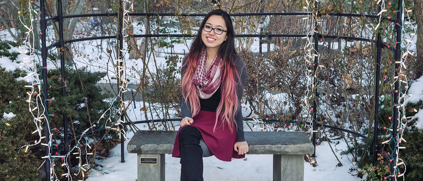 Photo of Avery Zhou