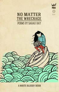 "cover of book ""No Matter the Wreckage"""