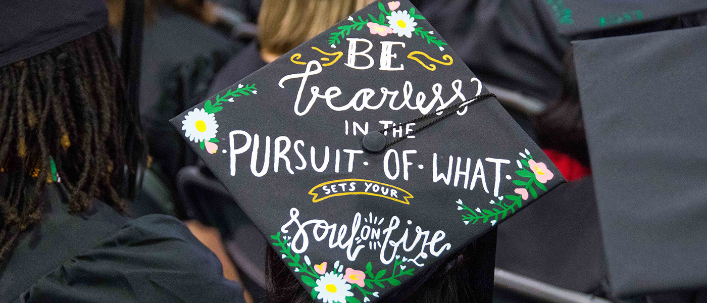 Celebrate commencement with yard signs, Facebook frames, GIFs, Instagram stickers and more