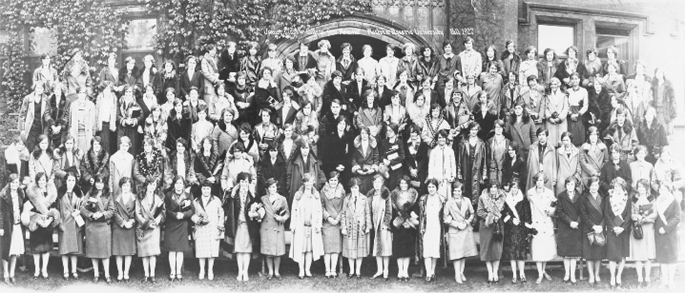Flora Stone Mather College for Women Class of 1929