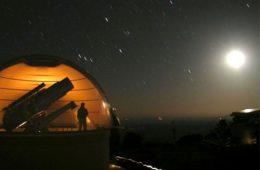 Case Western Reserve's telescope in Arizona