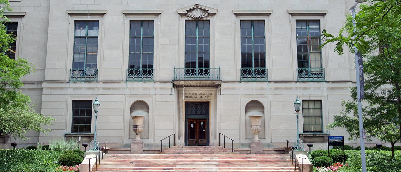 The Allen Memorial Medical Library