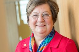 Photo of Dean Pamela Davis
