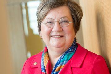 Photo of Dean Pamela Davis