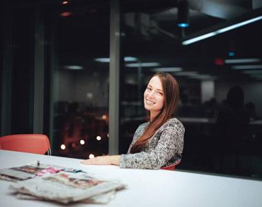 Photo of Julia Ioffe