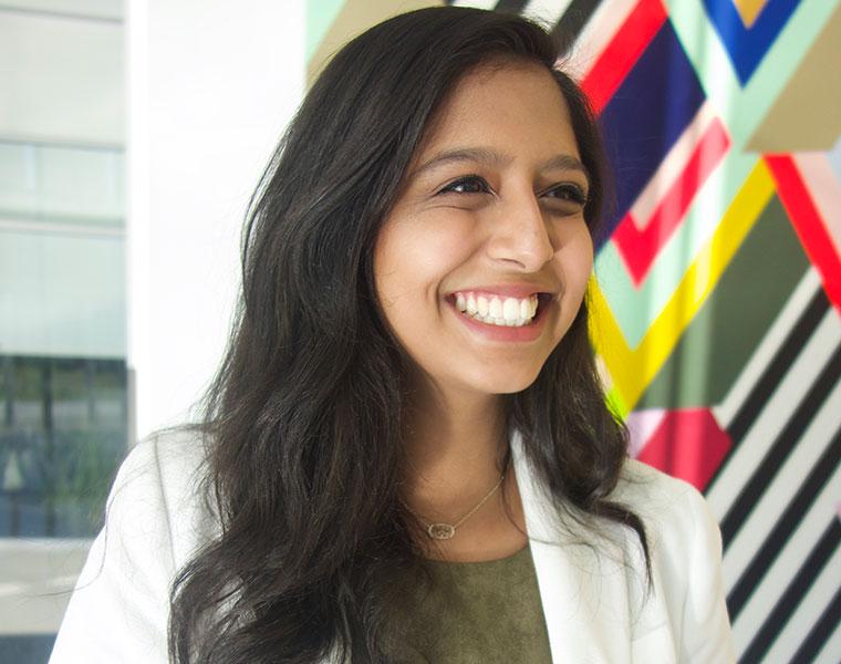 Photo of Maya Rao