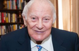 headshot of Alvin Siegal, a Case Western Reserve University alumnus and generous donor