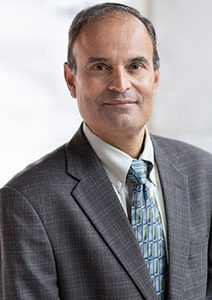 "photo of Venkataramanan ""Ragu"" Balakrishnan, the Charles H. Phipps Dean of the Case School of Engineering."