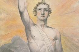 Illustration of the Angel of Revelation